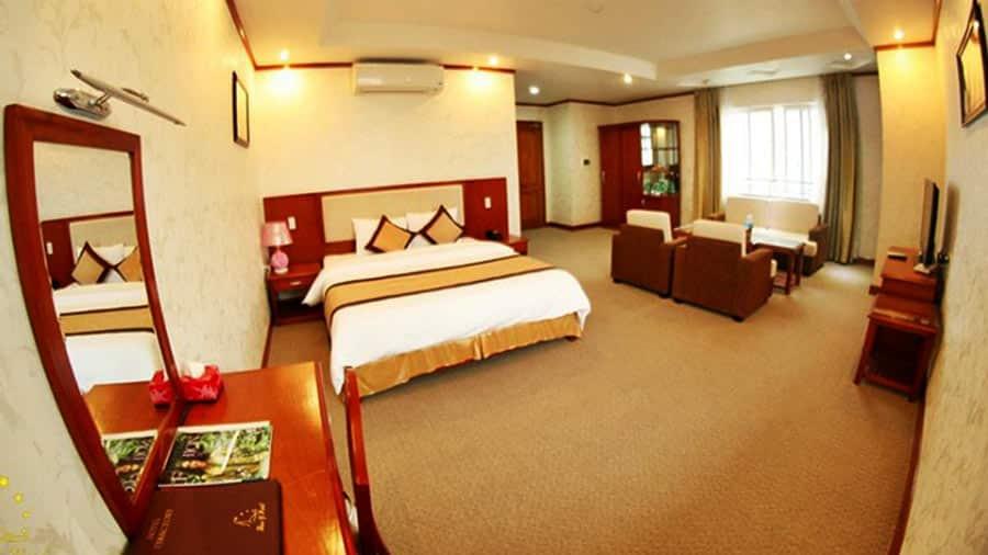 Phòng Luxury khách sạn Thiên Ý