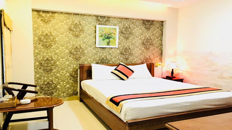 Phòng tiêu chuẩn - Khách sạn Tuấn Linh Hải Tiến