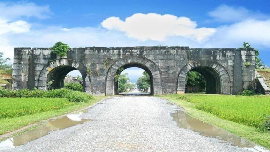 Di sản Thành Nhà Hồ (Vĩnh Lộc, Thanh Hóa)
