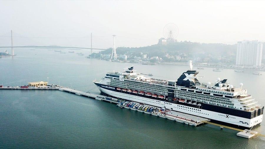 Cảng Hòn Gai sầm uất, hiện đại và phát triển
