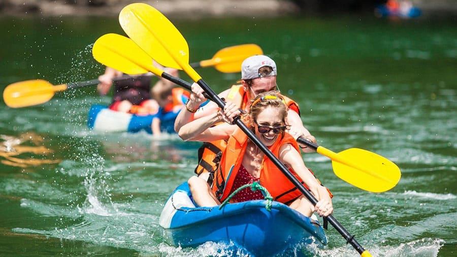 Chèo thuyền kayak - Trải nghiệm siêu thú vị bạn nhất định không nên bỏ lỡ