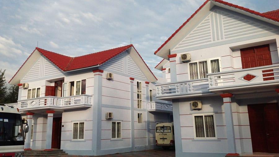 Phòng nghỉ Ánh Phương Hotel hướng biển, tiện nghi và hiện đại
