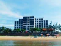 Khách sạn Sông La khang trang, hiện đại