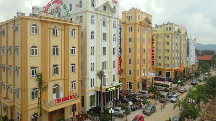 Khách sạn biển Hải Tiến