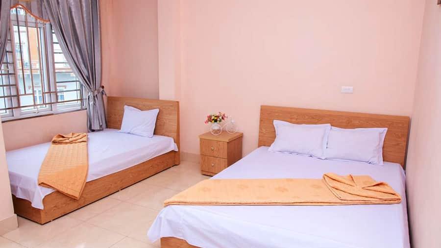 Khách sạn sạch sẽ, đầy đủ tiện nghi