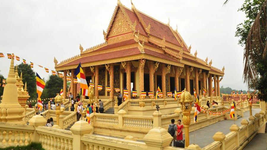 Khám phá làng văn hoá các dân tộc Việt Nam