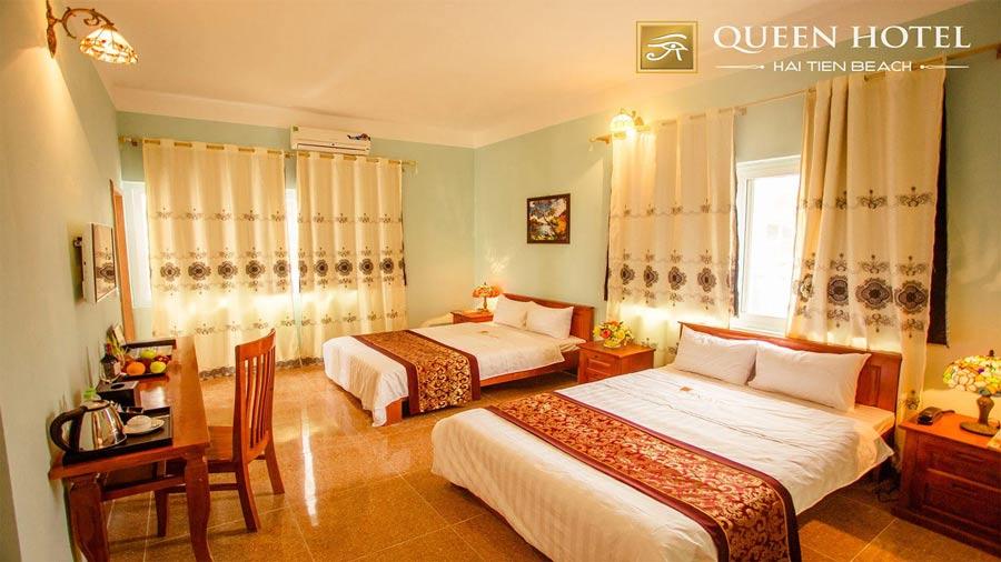 Phòng gia đình - Queen Hotel