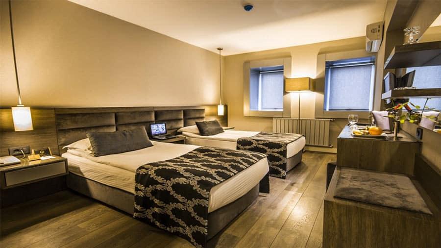 Phòng VIP - khách sạn Hoàng Gia Hải Tiến