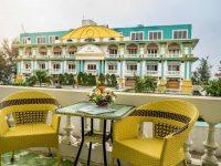 Queen Hotel với kiến trúc tinh tế, thu hút