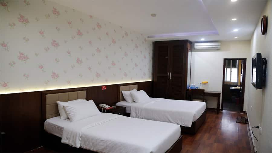 PHÒNG TIÊU CHUẨN - khách sạn Moonlight Hải Tiến