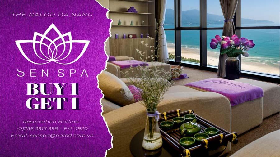 Dịch vụ Spa với SEN Spa mang đến cho khách hàng những giây phút thư giãn, thoải mái
