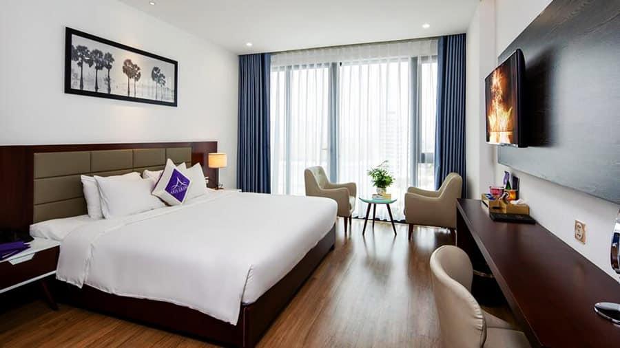 Aria Grand Hotel Đà Nẵng với thiết kế tinh tế, sang trọng