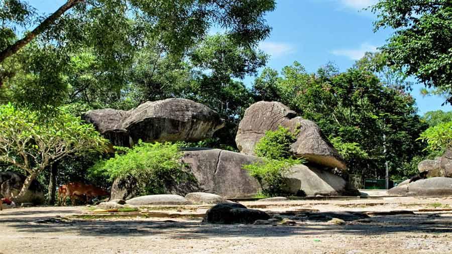Hòn Trống Mái - du lịch biển Sầm Sơn