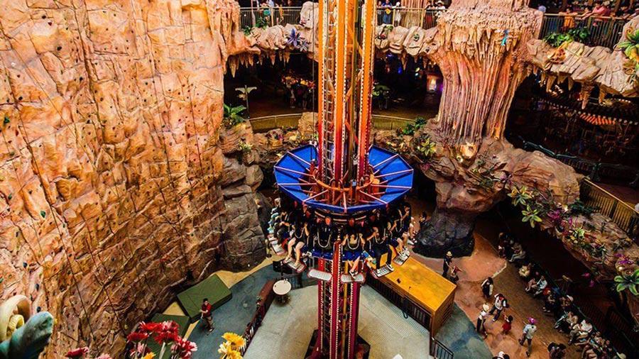 Khu vui chơi Fantasy Park với những trải nghiệm siêu thú vị