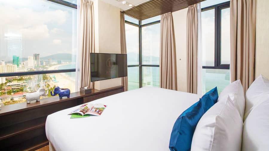 Hải An Beach Hotel & Spa Đà Nẵng hướng biển tuyệt đẹp