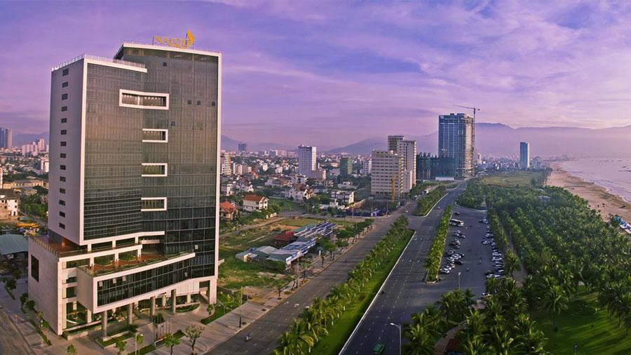 Nalod Hotel Đà Nẵng khang trang, hiện đại