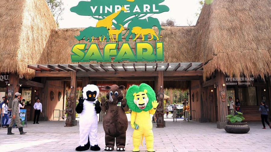 Công viên hoang dã Vinpearl Safari