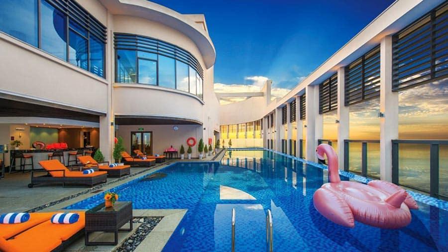 Altara Suite Hotel DaNang với thiết kế mang hơi hướng Châu Âu