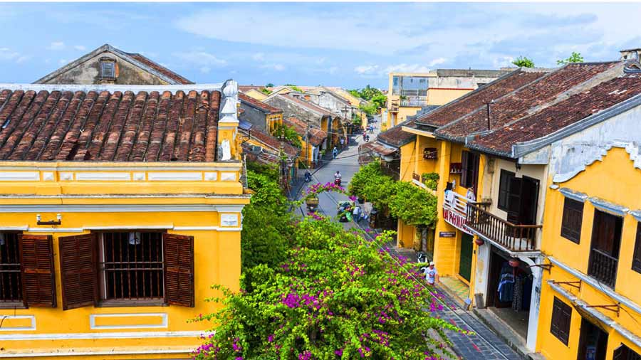 Khách sạn Nalod Đà Nẵng cách phố cổ Hội An Đà Nẵng 28 km