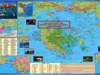 """Bản đồ Cát Bà được xem là """"vật bất ly thân"""" không thể thiếu trong hành trình khám phá đảo Ngọc xinh đẹp"""