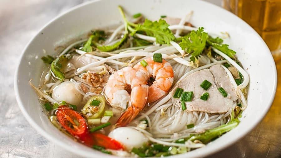 Banh canh Phú Quốc hương vị đặc trưng