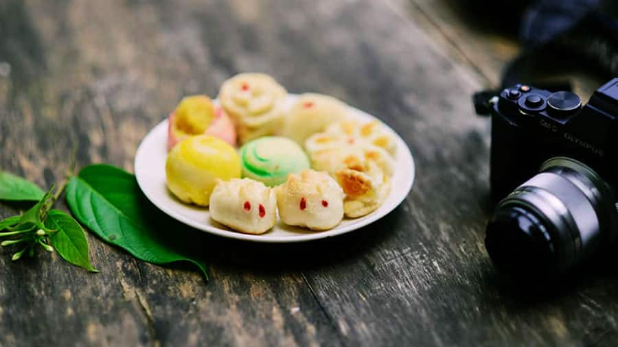 Bánh khéo là loại bánh đặc trưng chỉ có vùng biển Phú Quốc