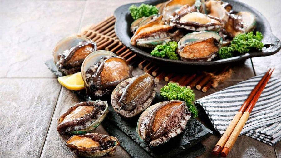 Bào ngư Phú Quốc bổ dưỡng