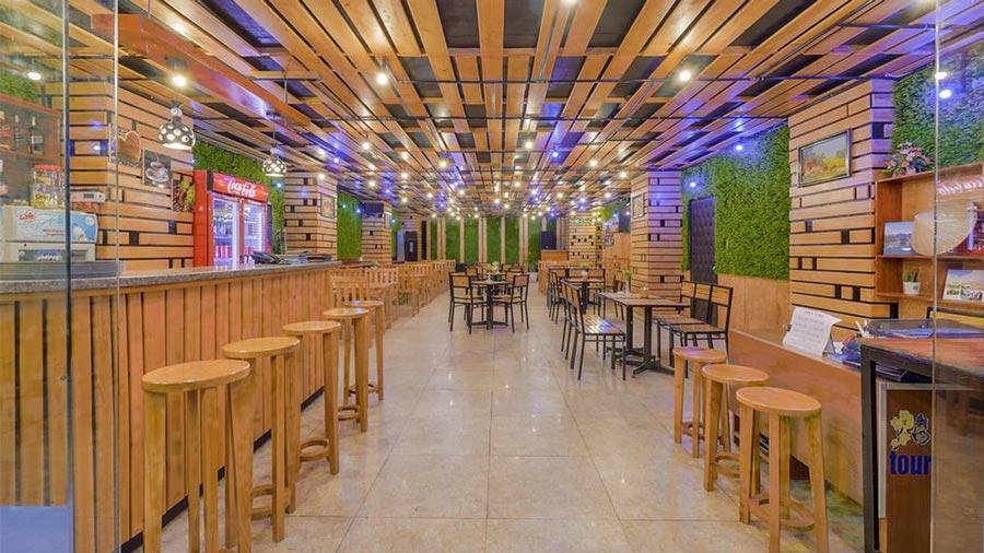 Nhà hàng tại khách sạn Sea Pearl Cát Bà