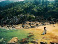 Bãi đá biển Thiên Cầm - Địa điểm lưu lại những khoảnh khắc tuyệt đẹp nhiều người yêu thích