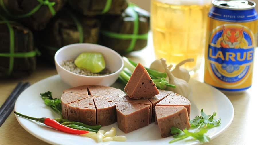 Chả bò Đà Nẵng nổi tiếng