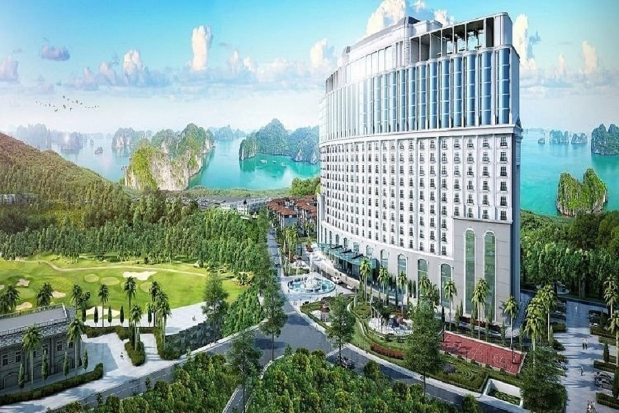 Khách sạn Hạ Long