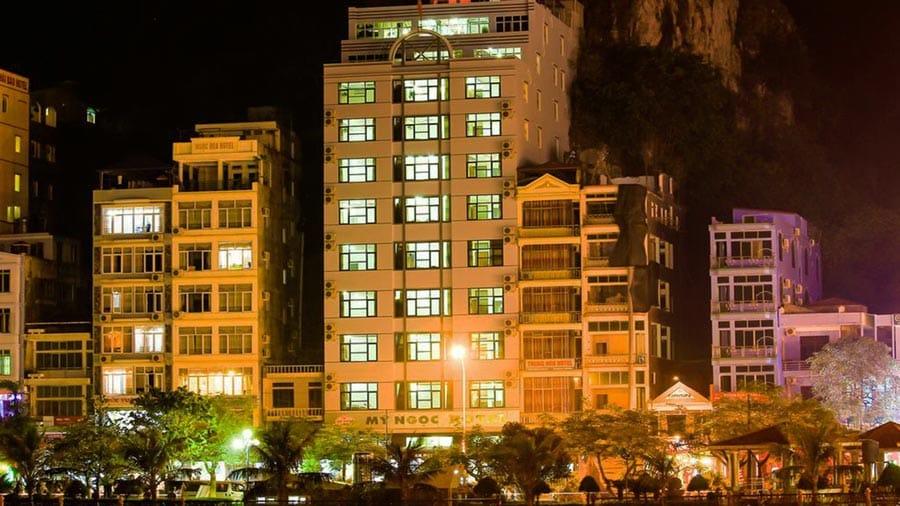Khách sạn Mỹ Ngọc Cát Bà