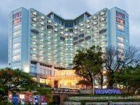 Toàn cảnh khách sạn Novotel Hạ Long