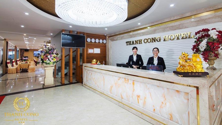Khách sạn Thành Công Cát Bà được đánh giá đạt tiêu chuẩn chất lượng Quốc tế 3 sao