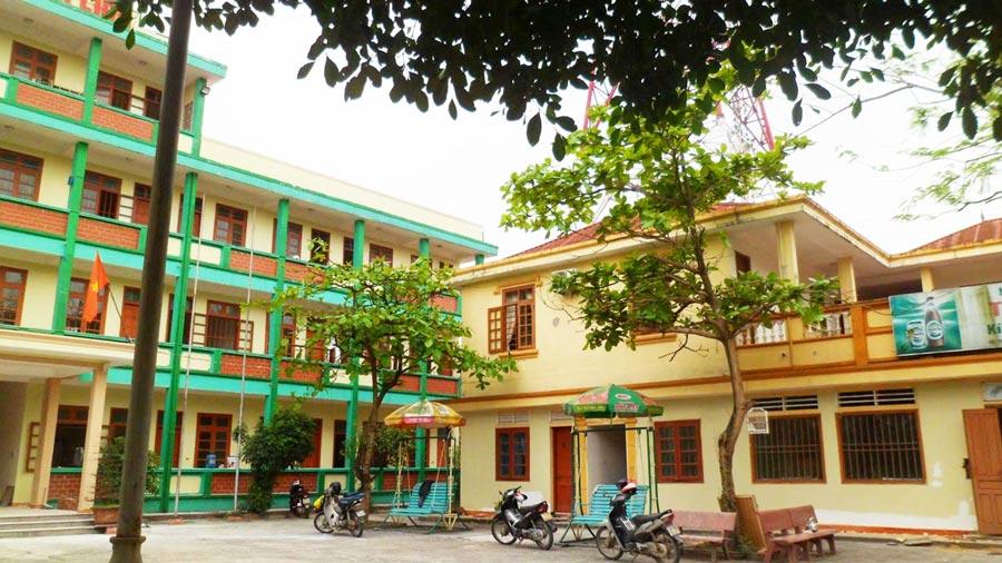 Khách sạn Thanh Lịch Thiên Cầm - Khách sạn giá rẻ Hà Tĩnh