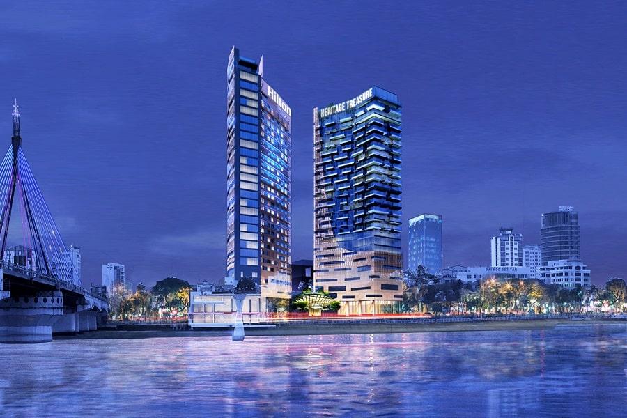 Khách sạn Hilton DaNang