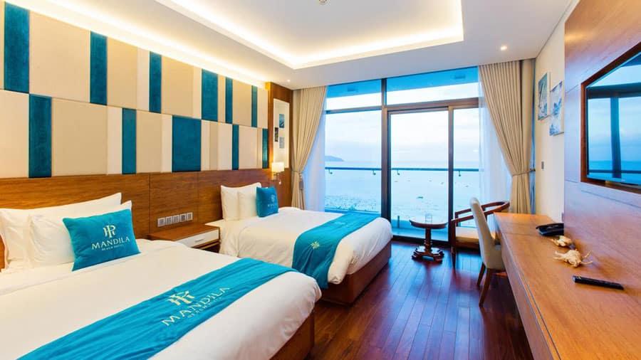 Mandila Beach Hotel Đà Nẵng - Khách sạn 4 sao Đà Nẵng lý tưởng