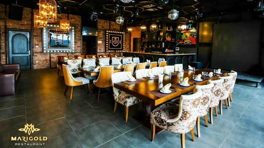 MariGold Restaurant - Nhà hàng đẳng cấp, sang trọng tại Cát Bà