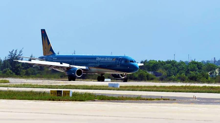 Vietnam Airlines khai thác đường bay đến Sân bay Phú Quốc