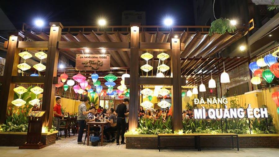 Quán mì Quảng Ếch Bếp Trang