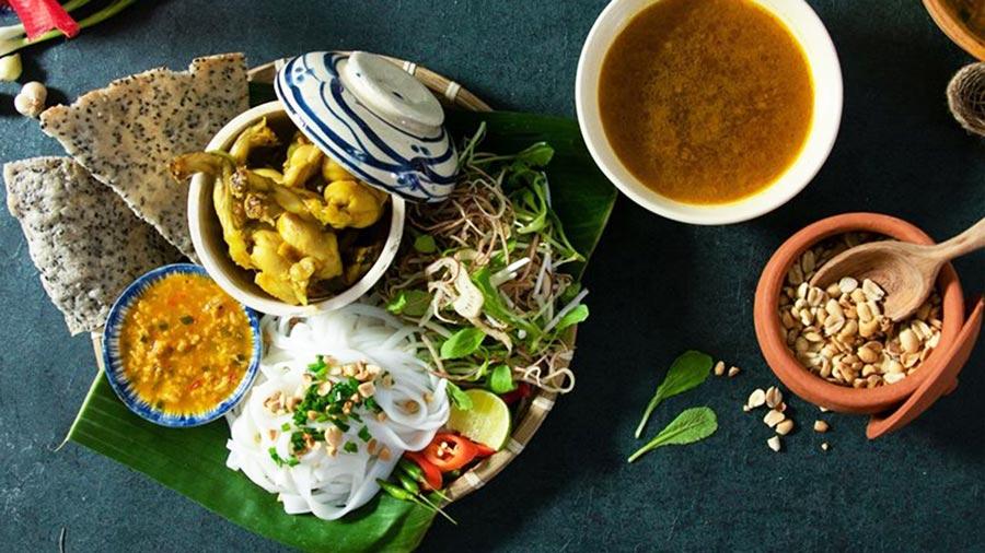 Mì Quảng Đà Nẵng chắc chắn sẽ mang đến cho du khách những hương vị ẩm thực xứ Trung đặc sắc