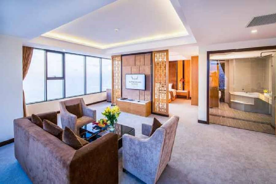 Mường Thanh Luxury hotel Danang