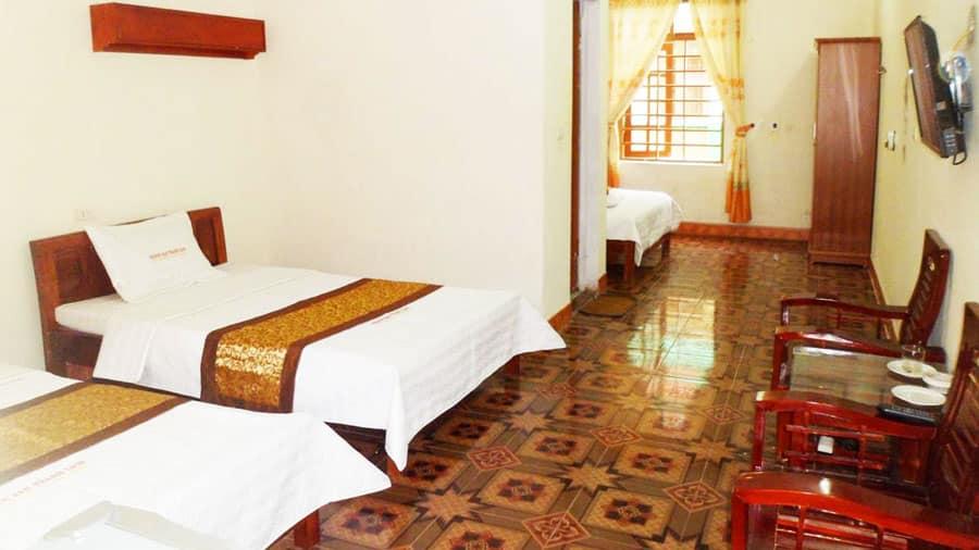 Có nhiều sự lựa chọn cho du khách khi đặt phòng tại khách sạn