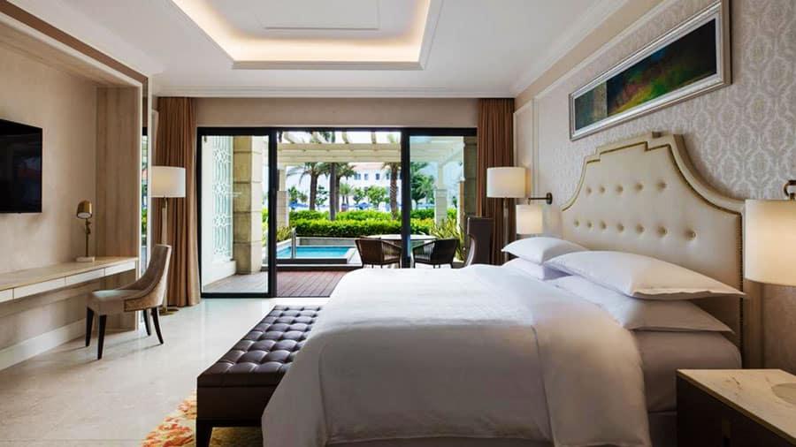 Phòng ngủ với thiết kế tinh tế
