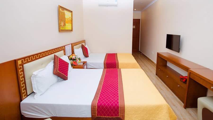 Giá phòng tại khách sạn phải chăng cùng những dịch vụ tiện ích