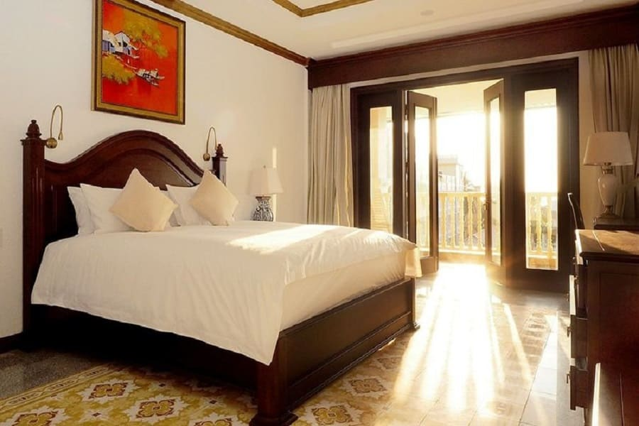Phòng Deluxe King room