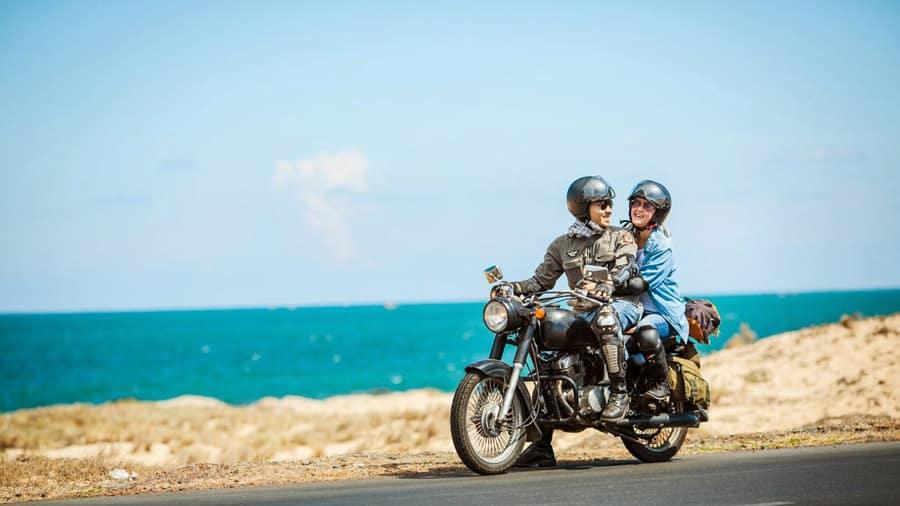 Phượt Đà Lạt bằng xe máy sẽ là trải nghiệm vô cùng thú vị