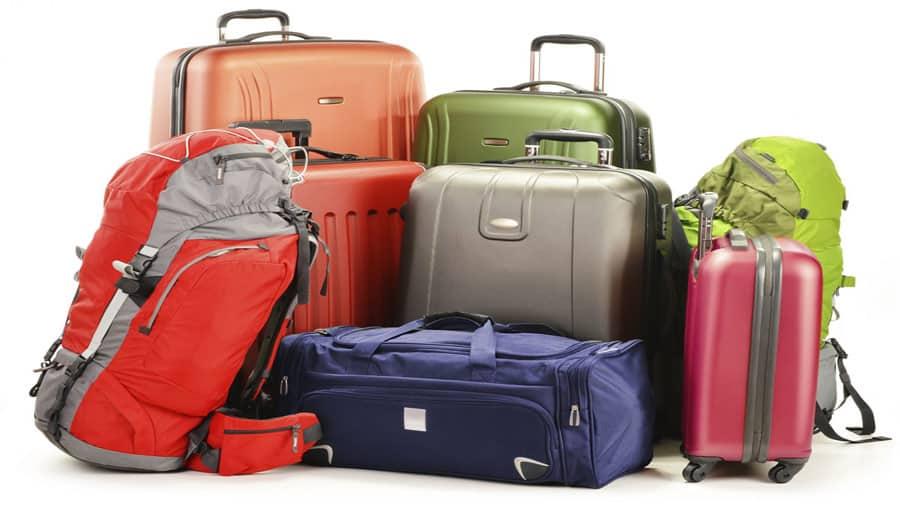 Hành lý ký gửi phải bảo số cân theo quy định