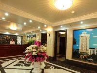 Khách sạn được xây dựng với kết cấu hiện đại mang phong cách của các nước Châu Âu