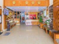 Sảnh khách sạn Thảo Minh Cát Bà